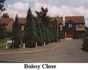 Boissy Close