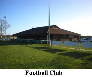 Football Club House